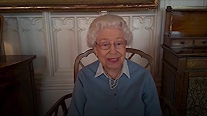 Queen hears about KPMG's diversity work during virtual visit (Watch)