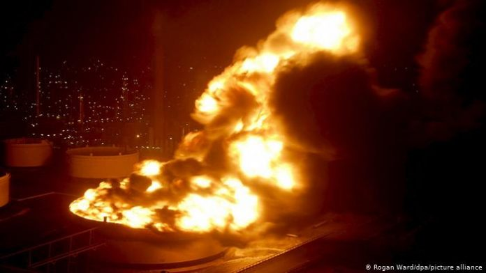 South Africa: Seven injured in Durban oil refinery explosion, Report
