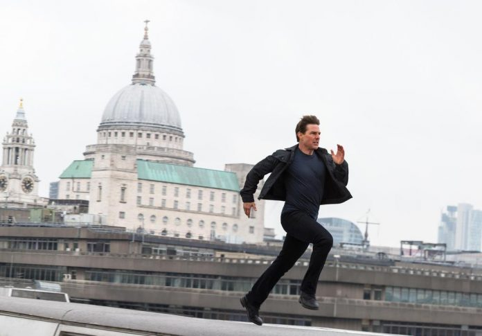 Tom Cruise rips into Mission Impossible 7 crew for breaking Coronavirus safety protocol