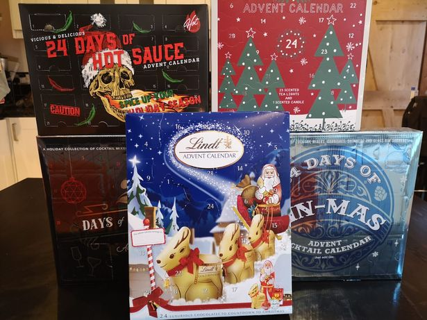 UK Christmas 2020: The best advent calendars you can still buy