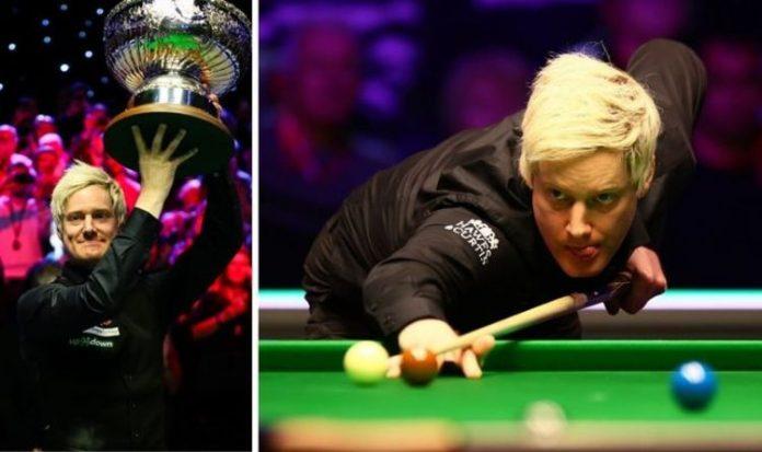 UK Snooker Championship final result: Neil Robertson beats Judd Trump