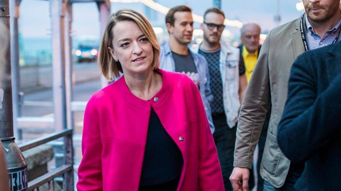BBC rejects complaint against Laura Kuenssberg for saying 'nitty gritty', Report