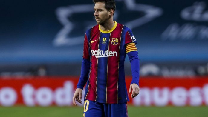 Barca star Lionel Messi suspended two matches
