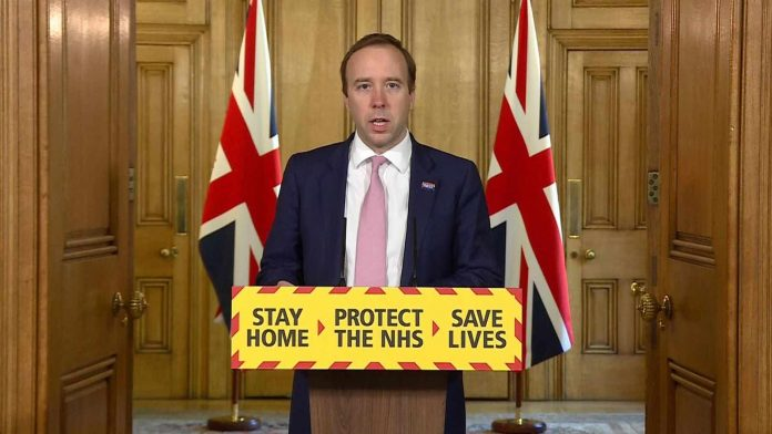 Coronavirus UK Updates: Matt Hancock dodges question about quarantine hotels