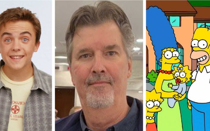 David Richardson. 'The Simpsons' writer dies aged 65
