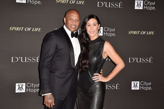 Dr Dre agrees to pay estranged wife Nicole Young $2m in spousal support, Report