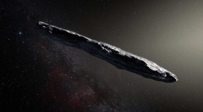 Harvard professor believes asteroid was actually old alien tech, Report