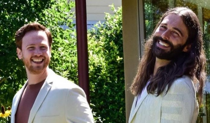 Jonathan Van Ness' Secret 2020 Wedding Came As A Total Surprise To Fans, Report