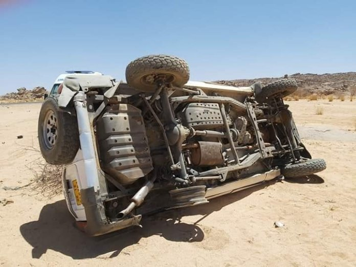 Many killed in southern Algeria road accident, Report