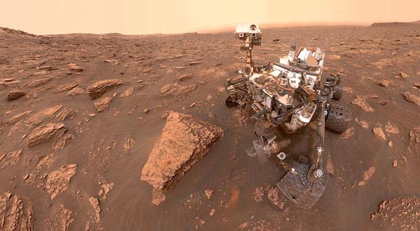 NASA Curiosity Rover Reaches Its 3,000th Day On Mars