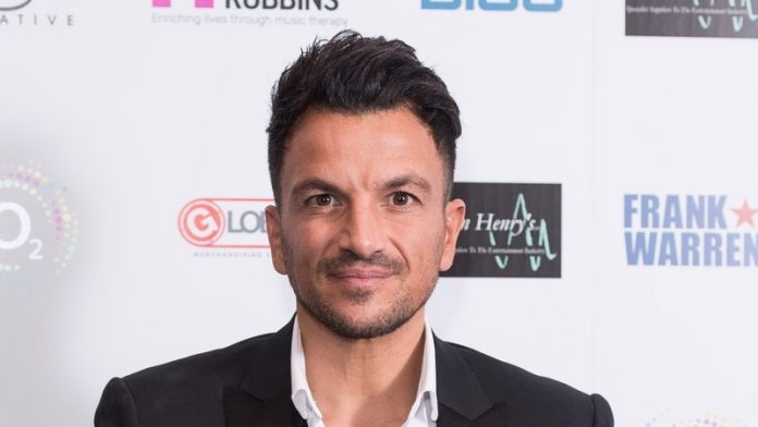 Peter Andre shares what harrowing battle with Covid was really like
