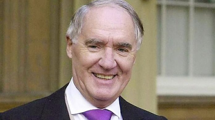 Telegraph co-owner David Barclay dies aged 86
