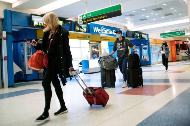 Coronavirus Updates: UK closes travel corridors to block out new Covid strains