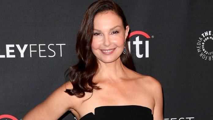 Actress Ashley Judd hospitalised after
