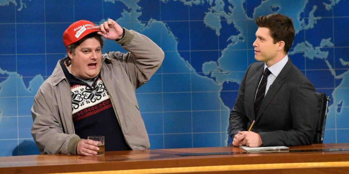 Bobby Moynihan Says Trump Was a Big Fan of SNL's Drunk Uncle