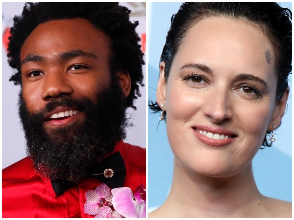 Donald Glover and Phoebe Waller-Bridge to Star in Mr. & Mrs. Smith Show