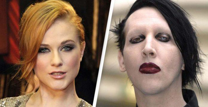 Evan Rachel Wood Accuses Marilyn Manson Of 'Grooming' And 'Abusing' Her In Powerful Statement, Report