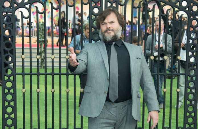 Jack Black to voice Claptrap in