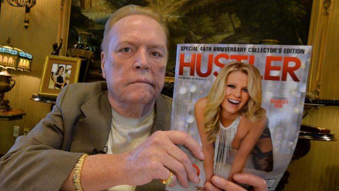 Larry Flynt, porn mogul and Hustler publisher, dies aged 78