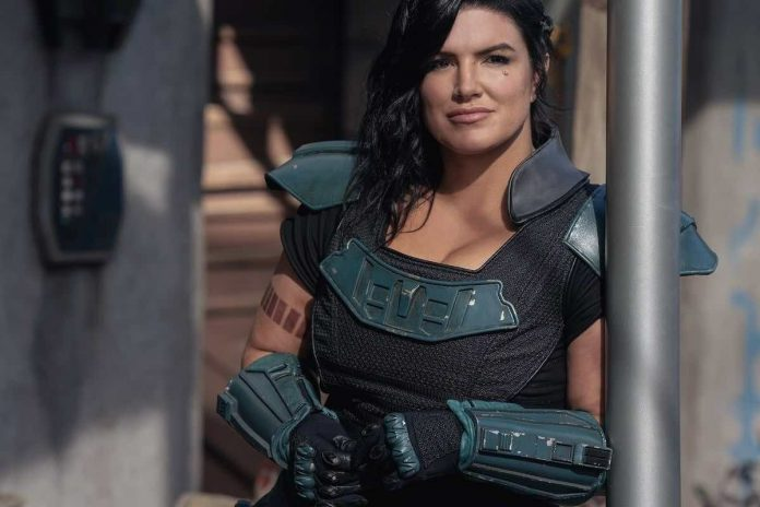 Mandalorian Star Gina Carano Was Fired For Being A Bad Employee