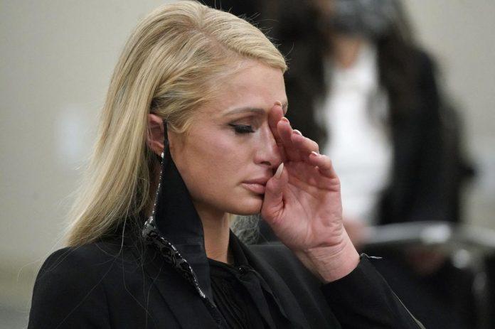 Paris Hilton testifies about boarding school abuse in Utah court