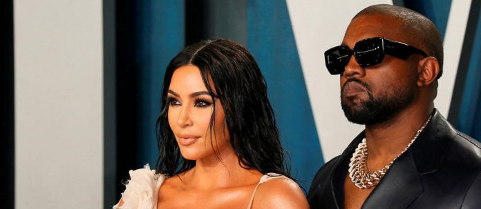 Reality TV star Kim Kardashian Files For Divorce From Kanye West (Report)