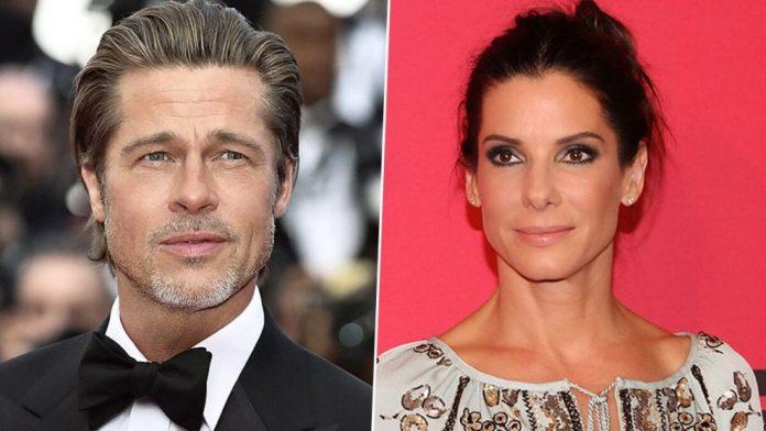 Sandra Bullock Joins Brad Pitt in Action Movie