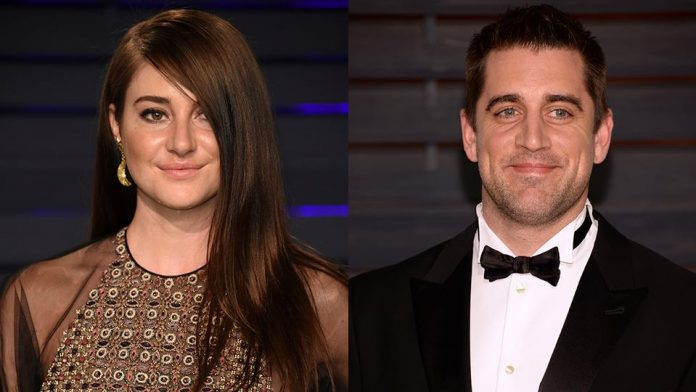 Shailene Woodley confirms she's engaged to Aaron Rodgers, Report