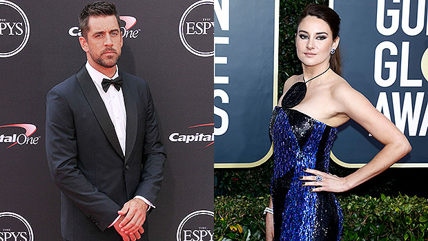 Shailene Woodley is engaged to NFL star Aaron Rodgers, Report