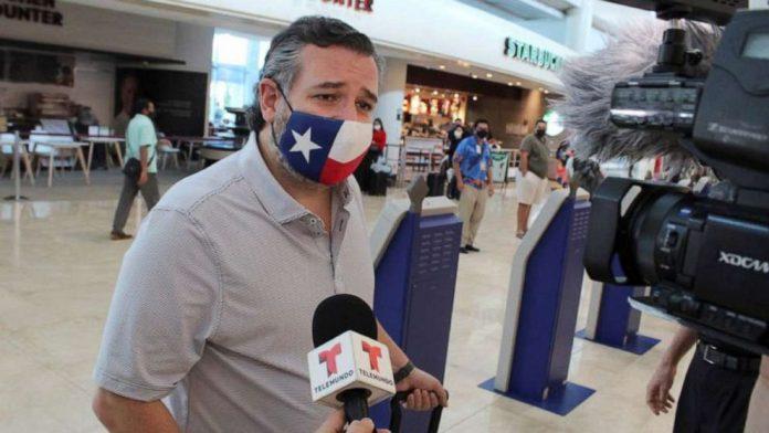 Texas Sen. Ted Cruz explains his trip to Cancun (Video)