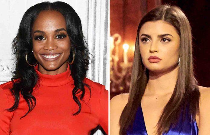 'The Bachelor': Rachel Lindsay Criticizes Rachael Kirkconnell's 'Vapid' Attempts at Anti-Racism