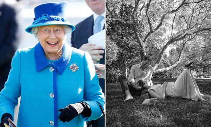 The Queen reacts to Prince Harry and Meghan Markle's surprise baby announcement, Report