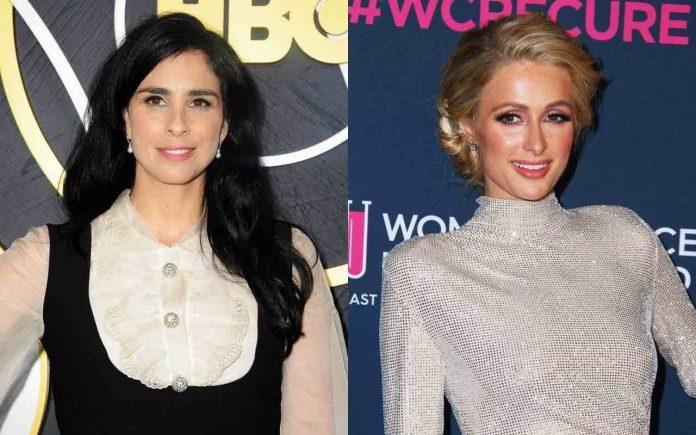 Actress Sarah Silverman apologizes to Paris Hilton for making jokes about jail