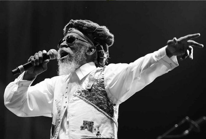 Bunny Wailer, Co-Founder of Bob Marley's Wailers, Dies aged 73