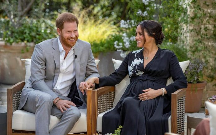 Celebrities react to Meghan and Harry's bombshell interview with Oprah, Report