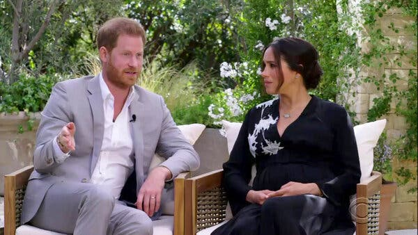 How much damage has Harry and Meghan's interview done to the Royal Family?