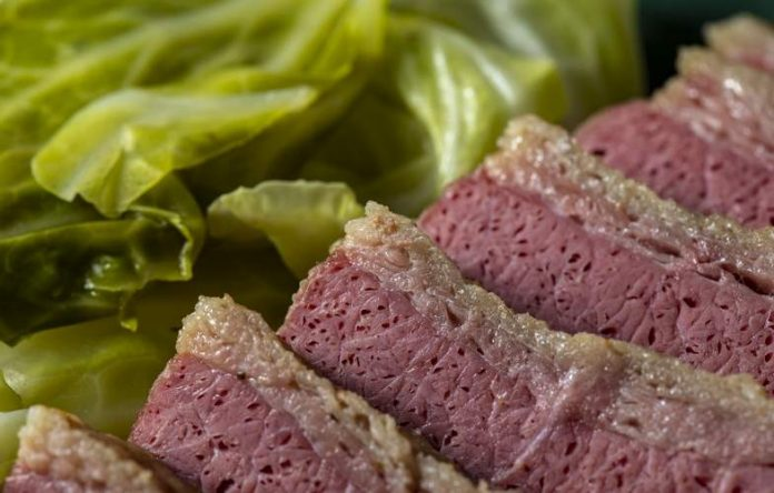 Ready for St. Patrick's Day? Favorite Corned Beef and Cabbage Recipe