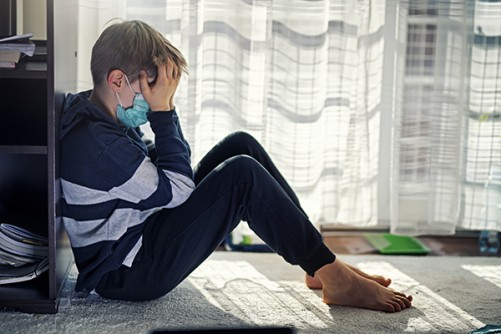 Report shows mental health concerns rising among children and teens during the pandemic