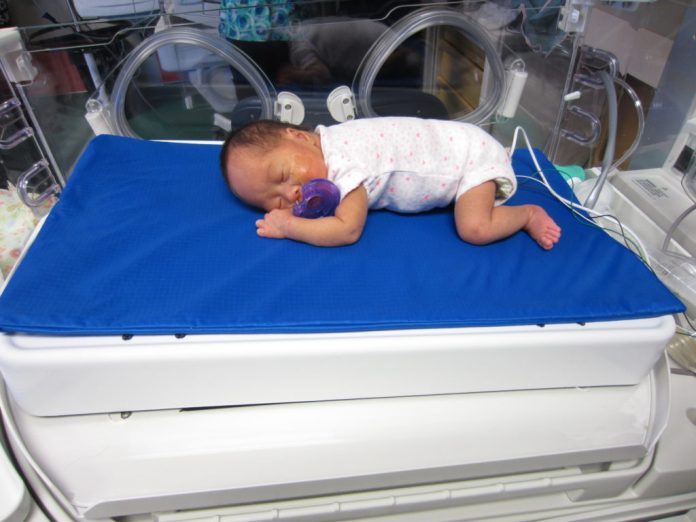 Study: Therapeutic bed can help keep preterm newborns' brain oxygen levels stable