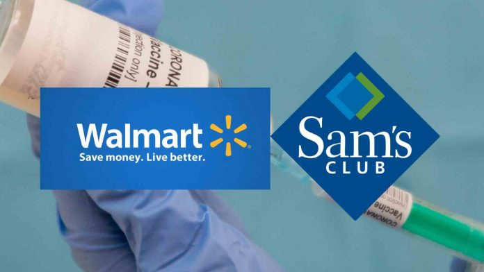 What to Know About COVID Vaccine Registration at Walmart and Sam's Club