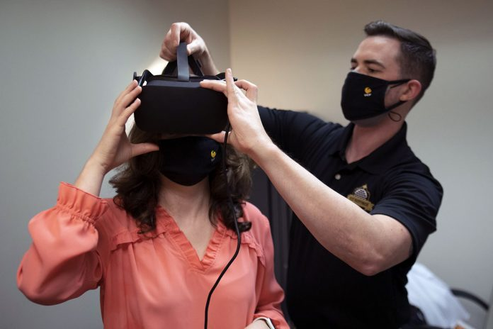 New Virtual Reality Technology to Treat PTSD Enters Clinical Trials, Report