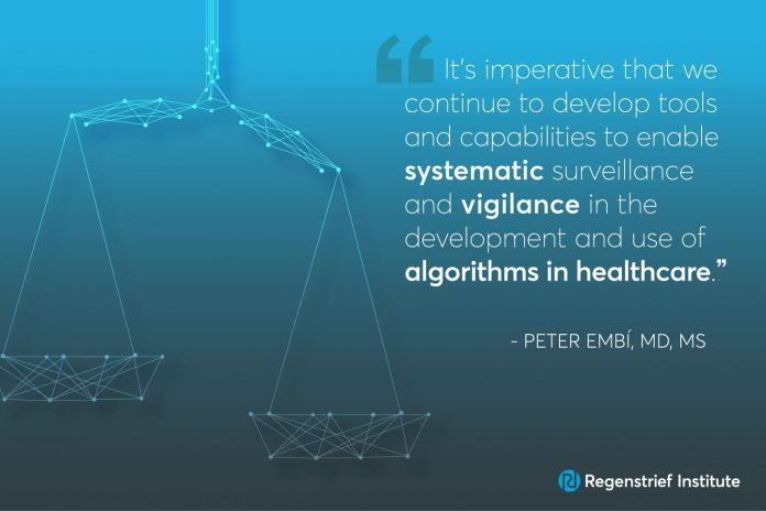 Study: Eliminating bias from healthcare AI critical to improve health equity