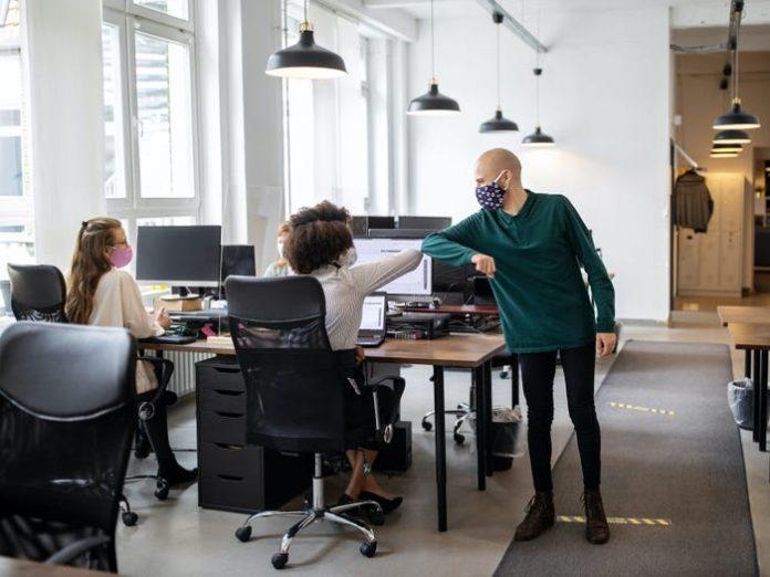 Workplace pandemic protocols impact employee behavior outside work, says study