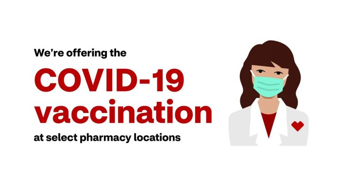 Walk in to your local CVS or schedule an appointment for your COVID vaccine